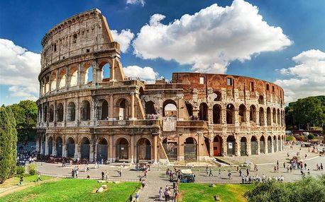 Itálie - Florencie autobusem na 4 dny, snídaně v ceně