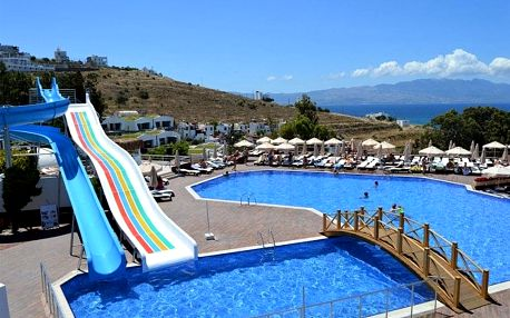 Turecko, Bodrum, letecky na 12 dní all inclusive