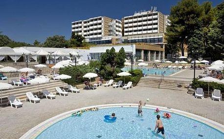 Hotel Pical, Chorvatsko, Istrie, Poreč