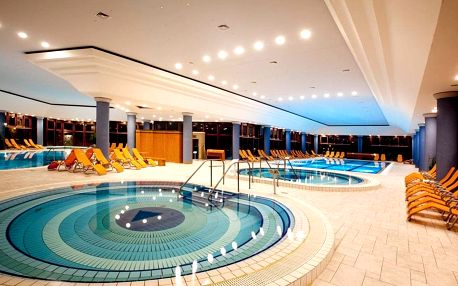 Bük, Greenfield Hotel golf & Spa**** s neomezeným hotelovým wellness, Bük, Maďarsko
