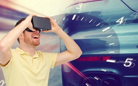 60 minut virtuální zábavy ve Virtual Aréně