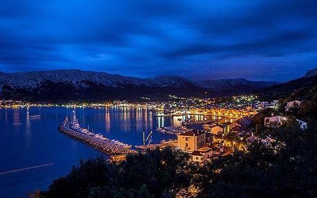 Chorvatsko - Baška na 5-15 dnů