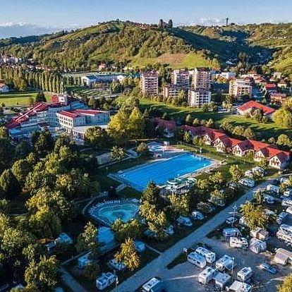 Hotel Lipa, Slovinsko, Termální lázně Slovinsko, Terme Lendava
