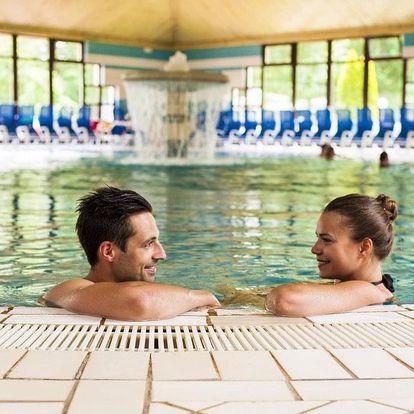 Banovci, příjemný hotel Zeleni gaj*** s termálním aquaparkem, Sever Slovinska, Slovinsko