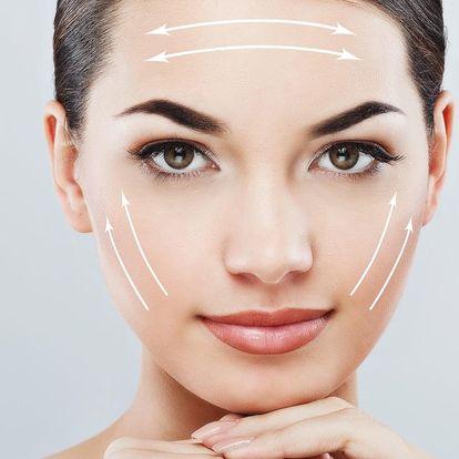Neinvazivní facelifting vybrané partie či celého obličeje
