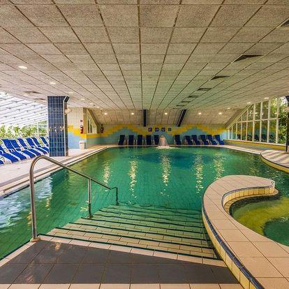 Lendava, hotel Lipa*** s wellness s parafínovou termální vodou, Sever Slovinska, Slovinsko