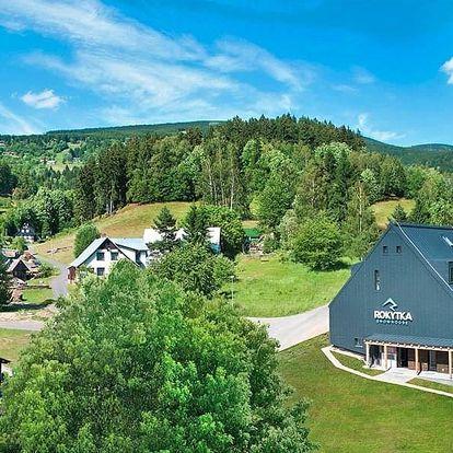 Luxusní apartmány v Krkonoších pro dva i rodinu