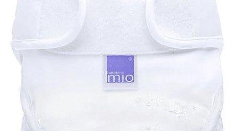 BAMBINO MIO Plenkové kalhotky NEW bílé vel. I. (do 9kg)