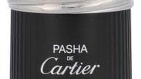 Cartier Pasha De Cartier Edition Noire 100 ml toaletní voda pro muže