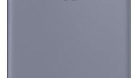 Kryt na mobil Apple Silicone Case pro iPhone Xs Max - levandulově šedý (MTFH2ZM/A)