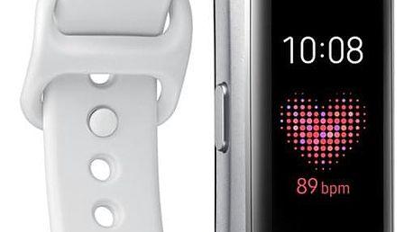 Fitness náramek Samsung Galaxy Fit stříbrná (SM-R370NZSAXEZ)