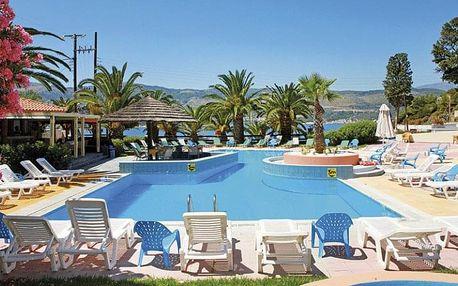 Řecko, Samos, letecky na 8 dní all inclusive
