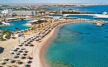 Egypt, Hurghada, letecky na 7 dní all inclusive