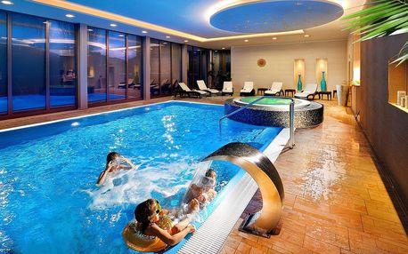 Neomezený wellness pobyt v hotelu PARK ****