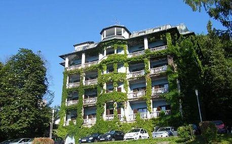 Hotel Jadran, Slovinsko, Hory a jezera Slovinska, Bled