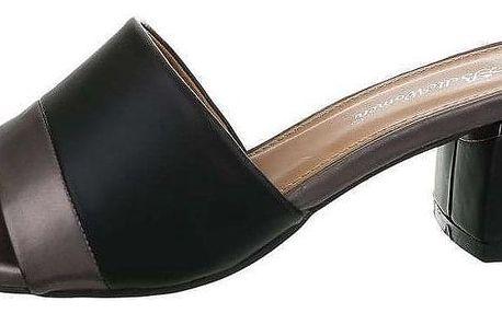 Dámské elegantní pantofle