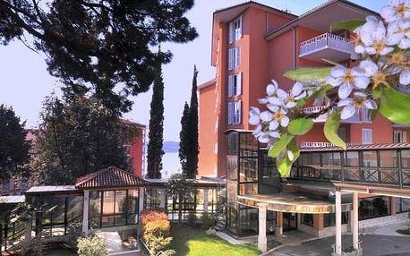 Hotel Neptun, Slovinsko, Dovolená u moře Slovinsko, Portorož