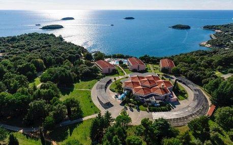 Chorvatsko, Istrie, vlastní dopravou na 6 dní all inclusive