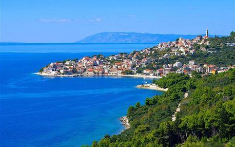 Chorvatsko - Podgora na 8 dnů