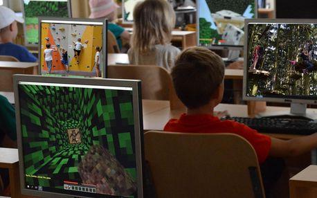 5 dní na příměstském táboře: videohry a další