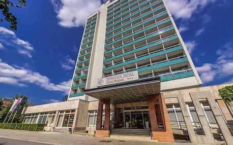 Hotel Panoráma, Maďarsko, Termální lázně Maďarsko, Hevíz