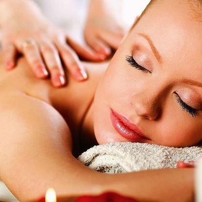 Hodinová relaxační masáž dle výběru