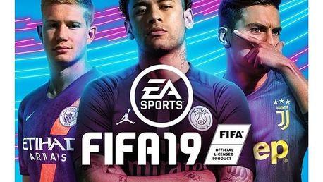 Hra EA PlayStation 3 FIFA 19 (Legacy Edition) (EAP318122)