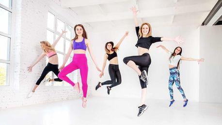 Formujte tělo: Permice na 10 lekcí tance či cvičení