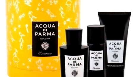 Acqua di Parma Colonia Essenza dárková kazeta pro muže kolínská voda 100 ml + sprchový gel 75 ml + deodorant 50 ml