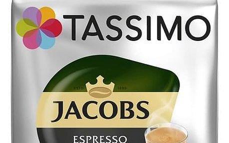 Kapsle pro espressa Tassimo Jacobs Krönung Espresso 118,4g