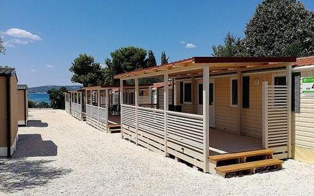 Chorvatsko, Severní Dalmácie, vlastní dopravou na 8 dní bez stravy
