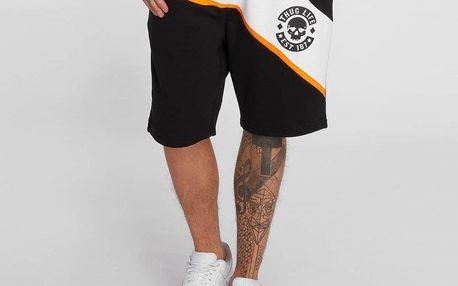 Thug Life / Short Lion in black 3XL