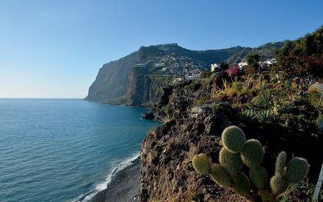Portugalsko - Madeira letecky na 5-15 dnů, polopenze