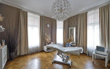 Luxusní kosmetické ošetření pleti