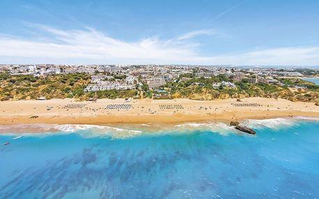 Portugalsko - Algarve letecky na 9-16 dnů, all inclusive