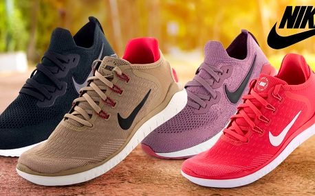 Dámské a pánské běžecké boty Nike: 6 druhů