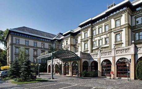 Grand Hotel Danubius Margitsziget, Maďarsko, Budapešť, Budapešť