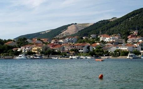 Chorvatsko - Rab na 8 dnů