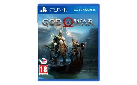 Hra Sony PlayStation 4 God of War (PS719357476)
