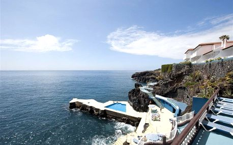 Portugalsko - Madeira letecky na 6-13 dnů, snídaně v ceně
