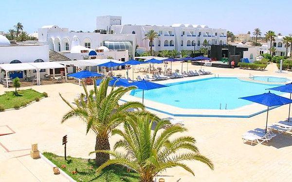 14.08.2019 - 25.08.2019 | Tunisko, Djerba, letecky na 12 dní all inclusive3
