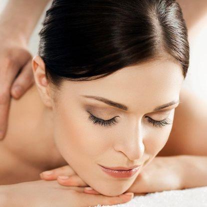 Hodinová ájurvédská bylinná masáž celého těla