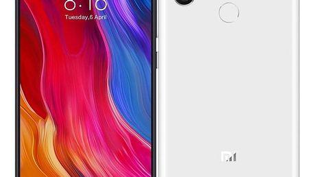 Xiaomi Mi 8 Dual SIM 64 GB bílý (20651)