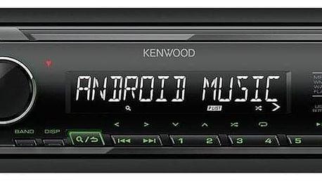 KENWOOD KMM-105GY černé