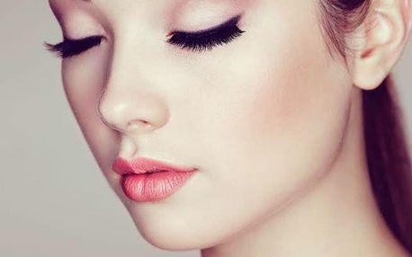 Orámujte své oči: metoda řasa na řasu