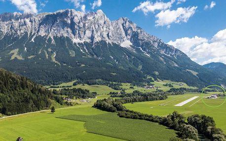 Rakouská dovolená plná relaxu a sportu + dítě zdarma