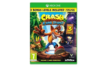 Xbox One Crash Bandicoot N.Sane Trilogy (CEX311501)
