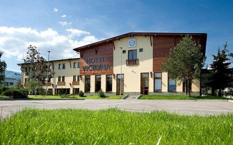 Malá Fatra: Hotel Victoria