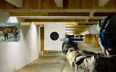 Zamiřte na střelnici: balíček se 7 zbraněmi
