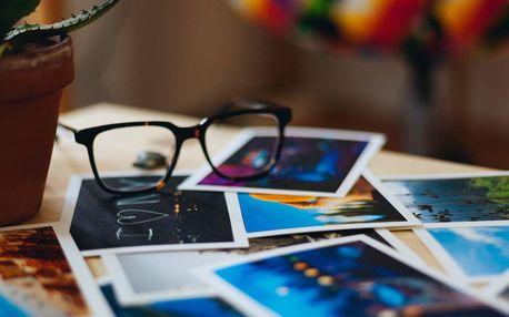 Tisk až 100 kusů fotografií na lesklý papír
